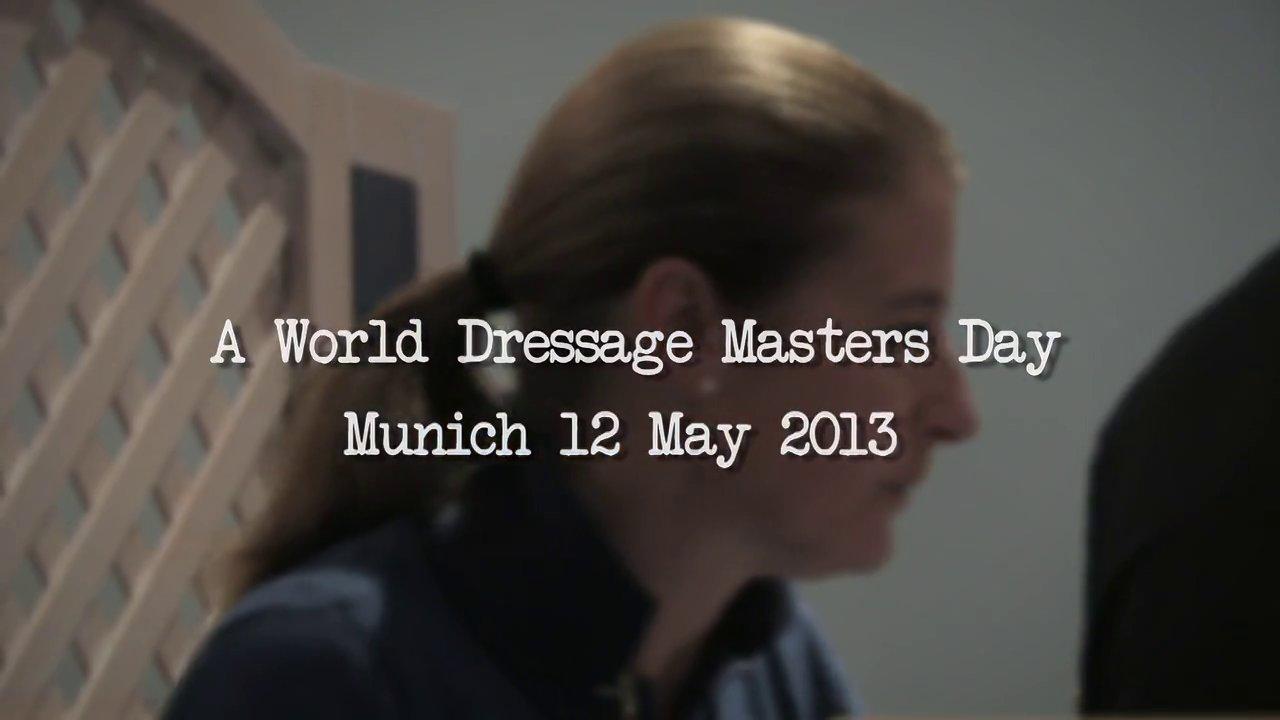 A Behind the Scenes Dressage Show Day with Tinne Vilhelmson Silfvén