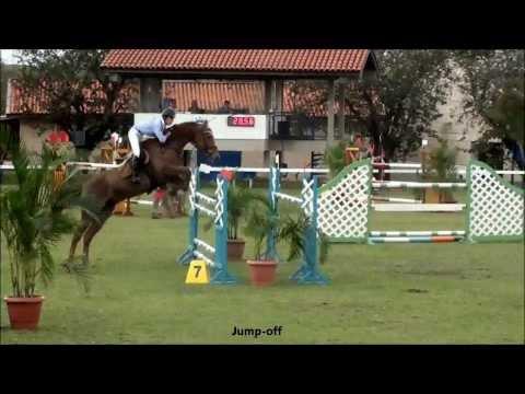 2013 - VI Copa SHC - David Rittner & Le Prince - 1,30m - 2nd Day - Winner