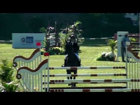 2012 - David Rittner Gregori - Oi Brasil Horse Show - Children - 2o dia 1,20 - Campeão