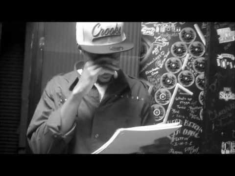 Paper Chaser & Uncle Ben (Remix) Studio Session.wmv
