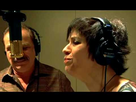 "Diane Marino & Felix Cavaliere (The  Young Rascals) record ""GROOVIN""   -2008"