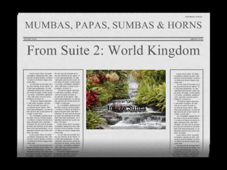 Mumbas, Papas, Sumbas & Horns