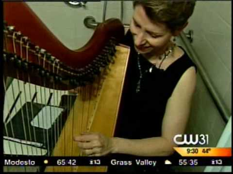 Metallica, Lynyrd Skynyrd, and more...Played on the Celtic Harp by Anne Roos