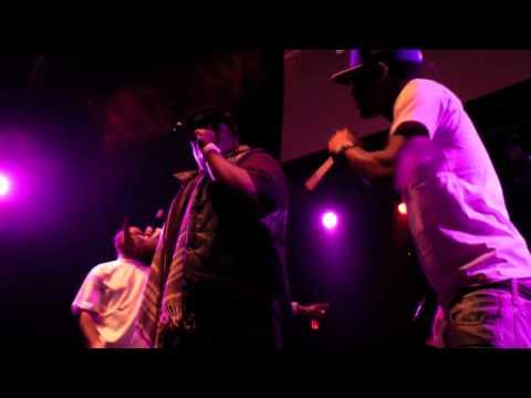 Tha Ones Performing Bat Man Ft Pluto Jo Opening for Xzibit @ Key Club April 23 2011