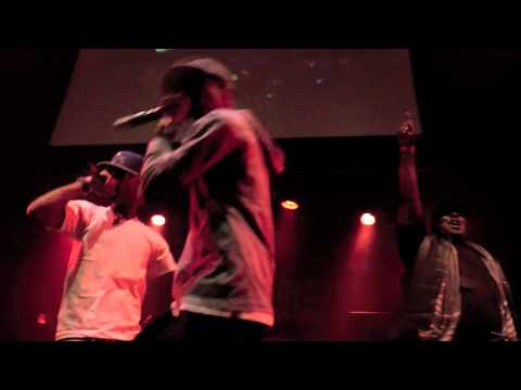 Tha Ones performing Yeah Opening for Xzibit @ Key Club April 23 2011