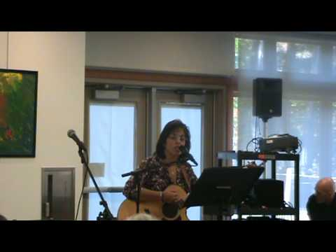 "Songwriter's Circle ""If We Could Do It All Again"" by Maria Calfa-DePaul.mpg"