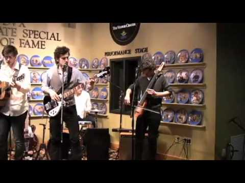 Darlingside performs 'The Catbird Seat' on WDVX