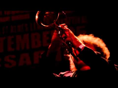 Karen Carroll & Mississippi Grave Diggers - Medley - 2010 Petőfi Hall - Budapest