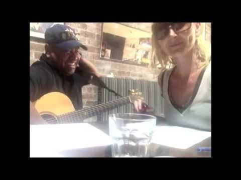 JENIQUA Acoustic Rehearsal: 'ANOTHER SAD LOVE SONG' (Toni Braxton) with Kuki 17th Oct 2013