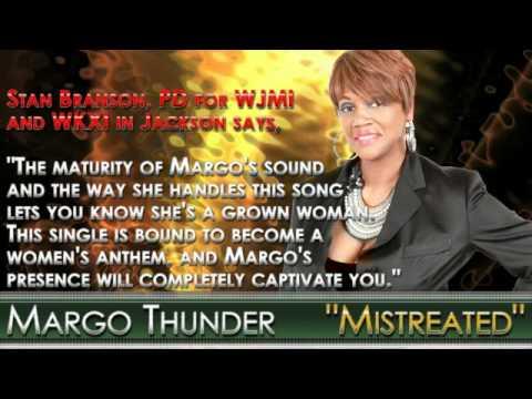 Margo Thunder - Mistreated; Moses Media Inc. IAP