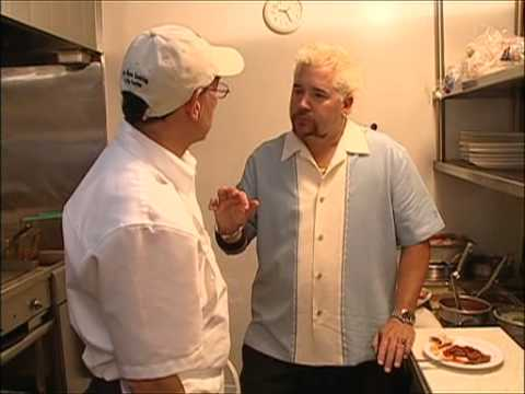 Diners, Drive-ins, and Dives: Gaffey Street Diner