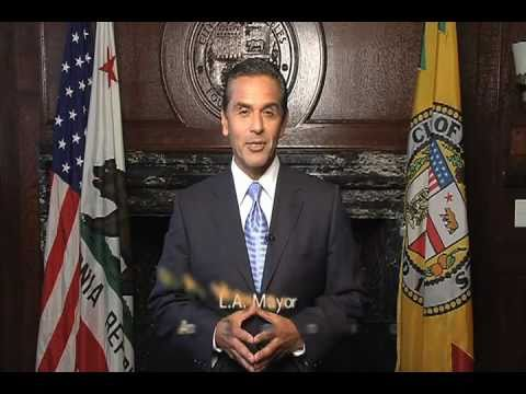 Special Message from Mayor Antonio R. Villaraigosa