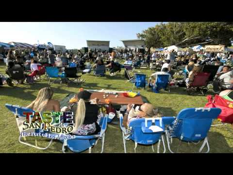2011 Taste In San Pedro Video