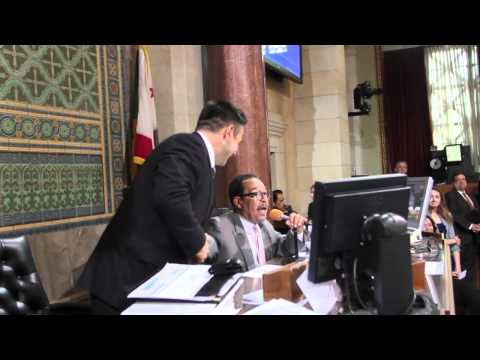 Joe Buscaino goes to Los Angeles City Council