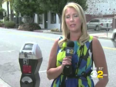 600 Parking Meters Will Be Removed in Wilmington and San Pedro - CBS 2's Kristine Lazar Reports