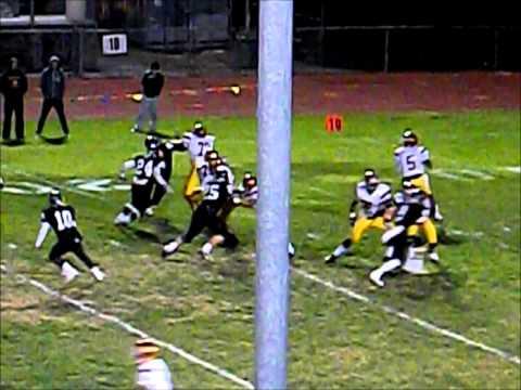 San Pedro High Football vs. Fairfax (11-9-2012)