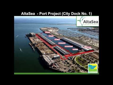 Port of Los Angeles 2013 Annual LA Waterfront Public Meeting