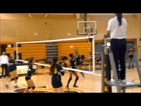 SPHS Girls Volleyball vs. King-Drew Medical (11-4-2013)