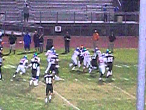 SPHS Football vs. University (9-13-2013)