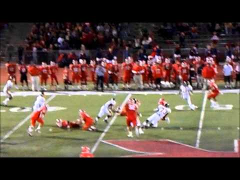 SPHS Football vs. Redondo Union (9-27-2013)