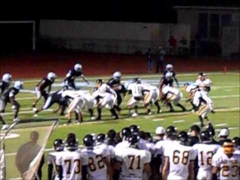 SPHS Football vs. Carson (10-11-2013)