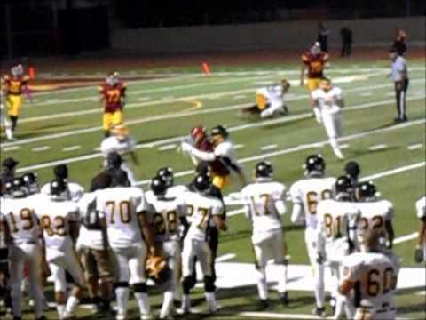 SPHS Football vs. Fairfax (10-4-2013)