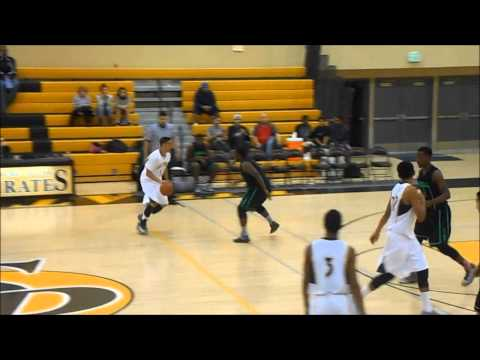 SPHS Boys Basketball vs. LB Cabrillo (12-27-2013)