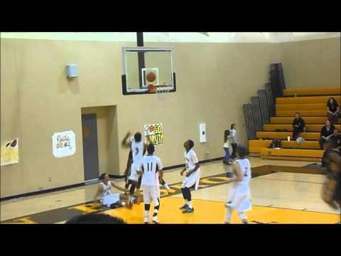 SPHS Boys Basketball vs. King-Drew (12-18-2013)