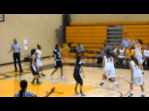 POLAHS vs. SPHS Girls Basketball (12-9-2013)
