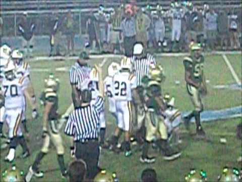 MSHS Football vs. St. Monica (9-14-2013)