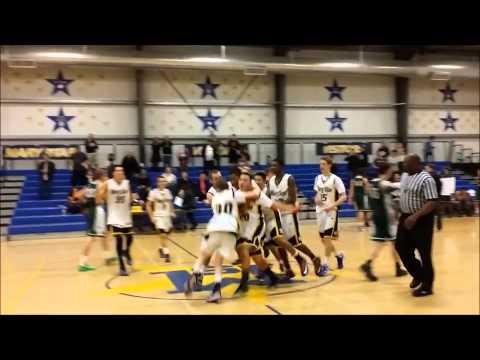 MSHS Boys Basketball Wins Double Overtime Thriller!