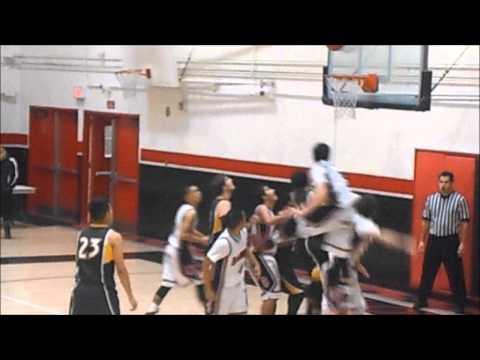 SPHS Boys Basketball vs. Banning (12-20-2013)