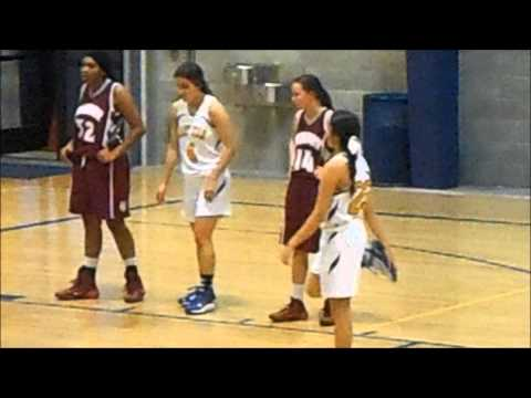 MSHS Girls Basketball vs  Downey CC (12-14-2013)