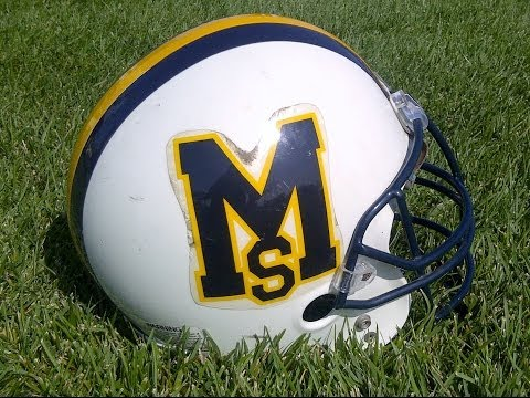 Mary Star High School Football 2013 'Thank You' Video