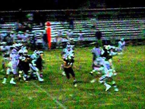 MSHS Football vs. St. Anthony (9-20-2013)