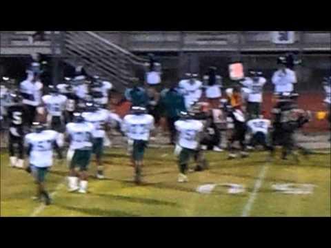 SPHS Football vs. Gardena (11-8-2013)