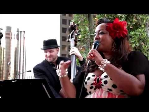 Sharon Marie Cline and The Bad Boyz of Jazz - Fly Me To The Moon