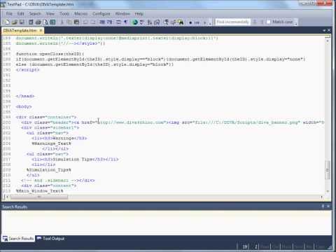 D4RVT Customizing the Daysim html Report