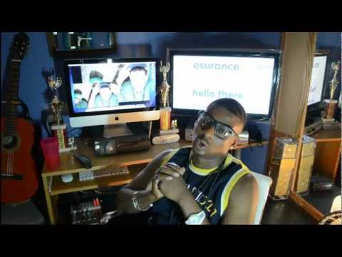 Skrilla Scrooge Official Video Blog featuring Camilion freestyle!! VIRAL