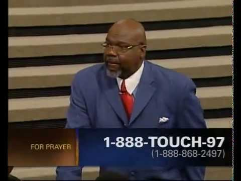 Bishop T.D. Jakes:- Transformation: It's A Mind Thing