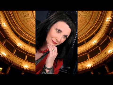 MONIKA LUKACS, soprano  - arie di Mozart, Donizetti e Gounod -