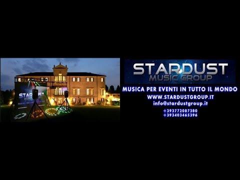 MUSICA MATRIMONIO STARDUST MUSIC GROUP: APERITIVO LIVE E MOMENTI ROMANTICI