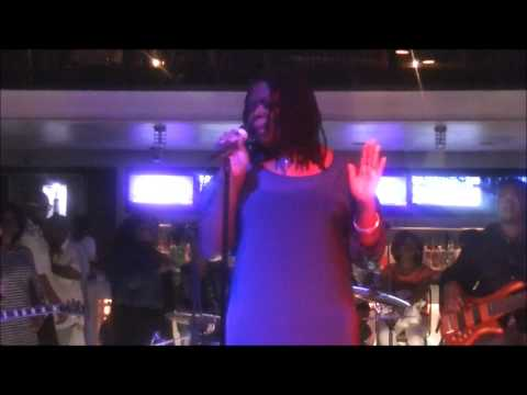 St. Louis Indie Artist Raye Cole performs at Cafe Soul St. Louis