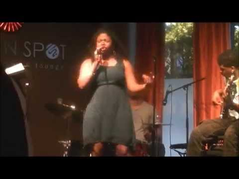 """St. Louis Indie Artist Raye Cole Performing Original Song """"Days Like This"""" in Sing Off competiton"""