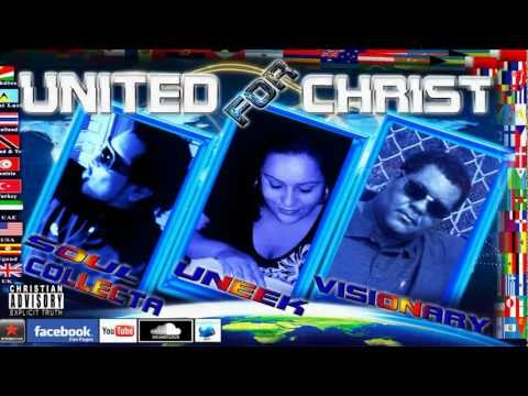United For Christ by Uneek Soul Collecta Visionary