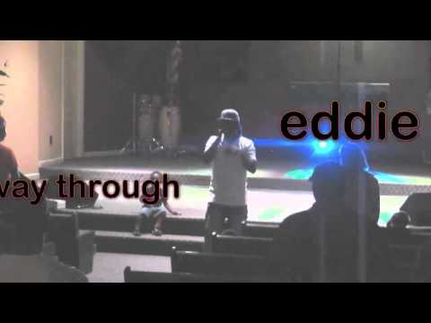 "EDDIE M.C. ""PRAISE YOUR WAY THROUGH"" @JLeeMusic ""I'm ReadyEstoy Listo"" Concert2015"