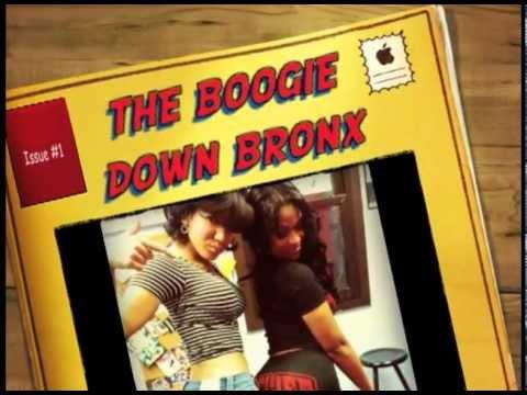 THE BOOGIE DOWN BRONX -UPTOWN BOOGIE DOWN!-Lori Nebo Feat Robbie Mitchell