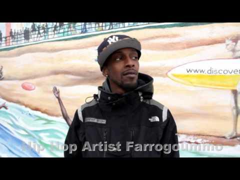 NATIONAL MODELING SHOWCASE NYC Correspondent Truvon Shim & POZE PRODUCTIONS Artist Farrogoummo