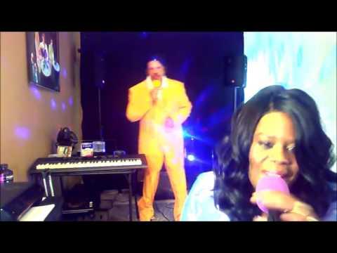 Anthony Flake N Prophetess Jerri Flake Live 2