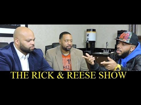 The Rick And Reese Show:  Interview with Recording Artist, Marcus Carr